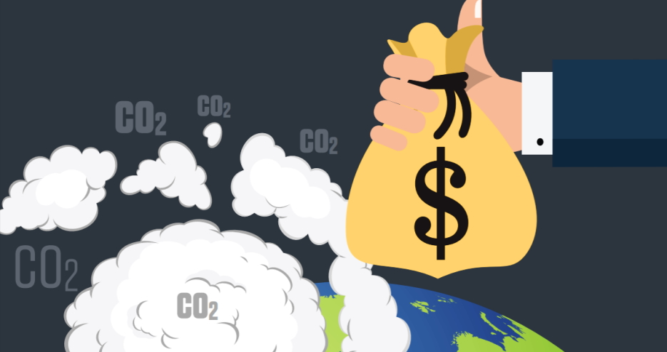 earning money from carbon emissions